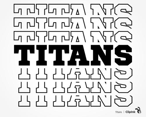 Titans svg