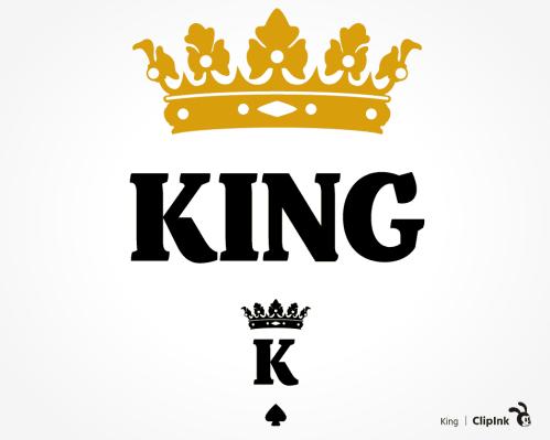 king svg