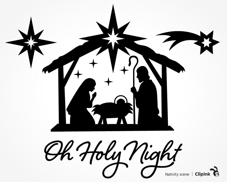 Download Get Free Nativity Svg Pictures Free SVG files | Silhouette ...