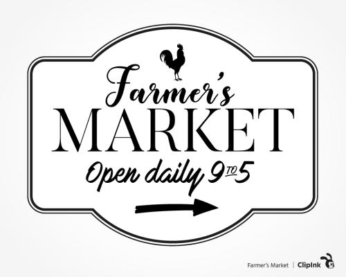 farmer market svg