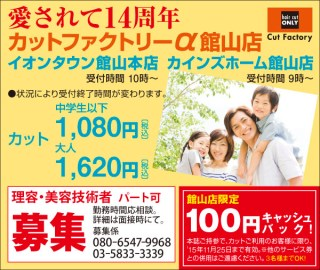 CL341カットファ広告