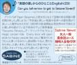 CL400サビーネ広告