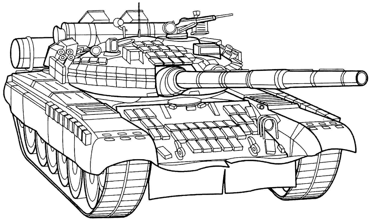 Army Hummer Coloring Pages
