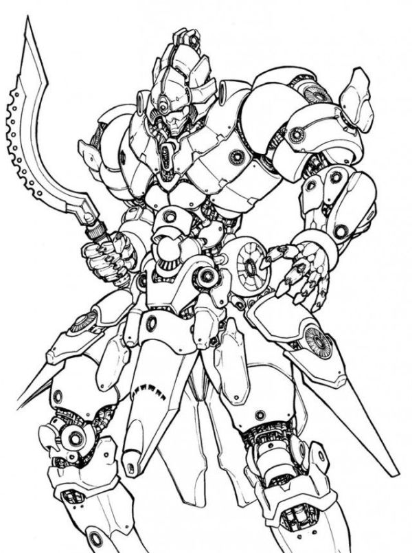 bionicle coloring pages # 4