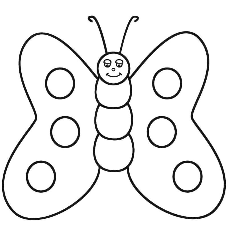 Free Butterfly Color Sheet Download Free Clip Art Free Clip Art On Clipart Library