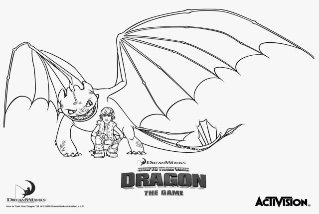 Free Httyd Coloring Pages, Download Free Httyd Coloring Pages png