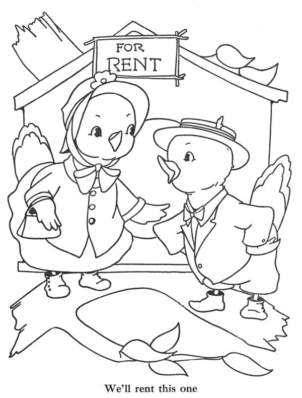 vintage coloring pages # 27
