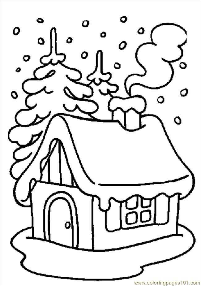 Free Winter Coloring Printables Download Free Clip Art Free Clip Art On Clipart Library