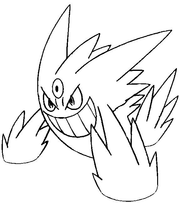 Free Mega Ex Pokemon Coloring Pages Download Free Clip Art Free Clip Art On Clipart Library