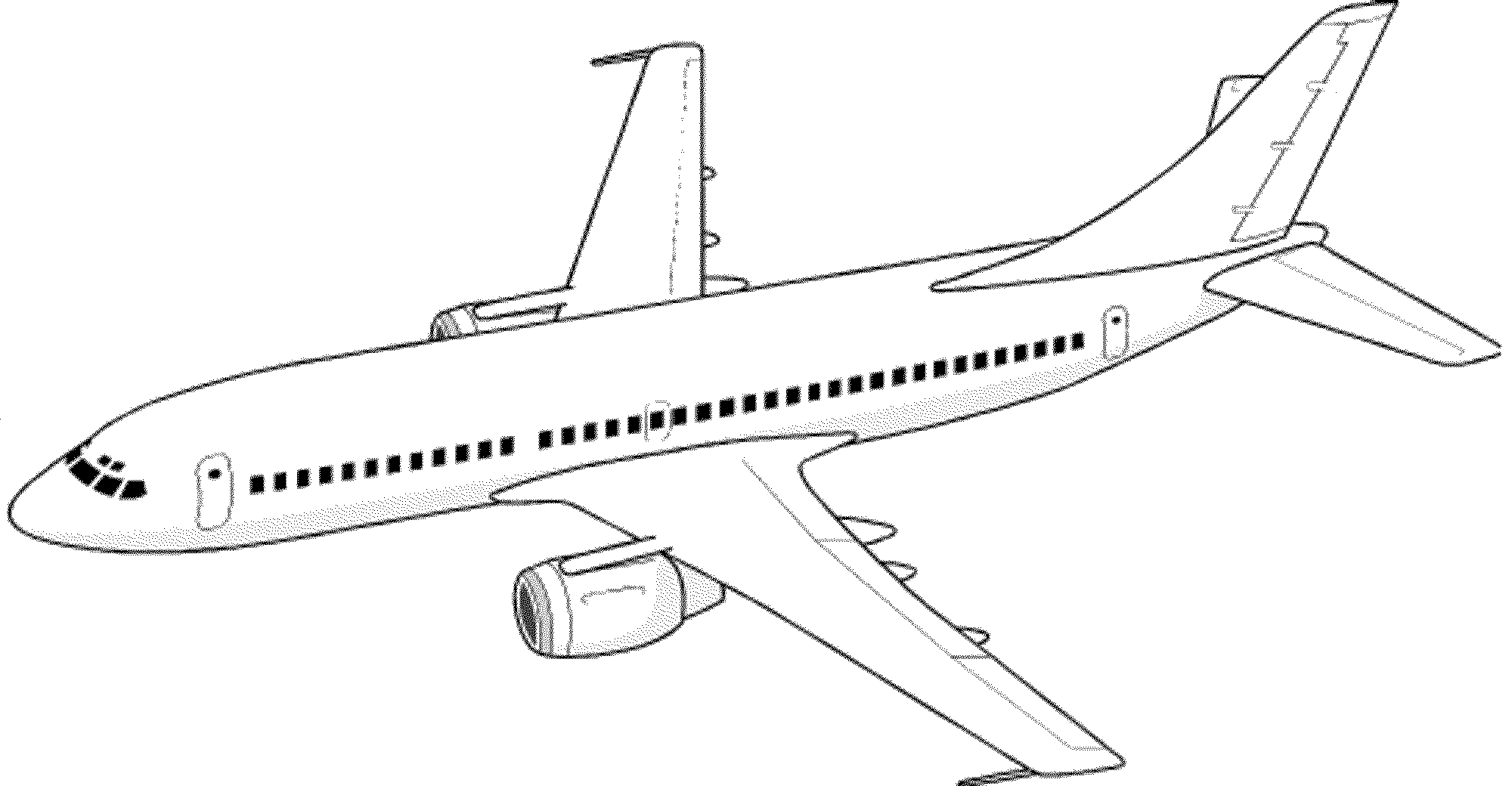 Free Aeroplanes Coloring Pages Download Free Clip Art