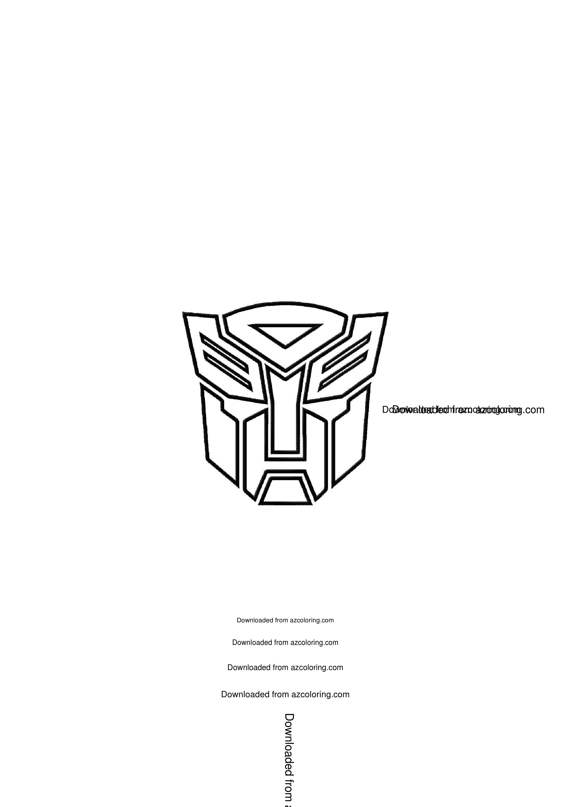 Rescue Bots Bumblebee Coloring Pages