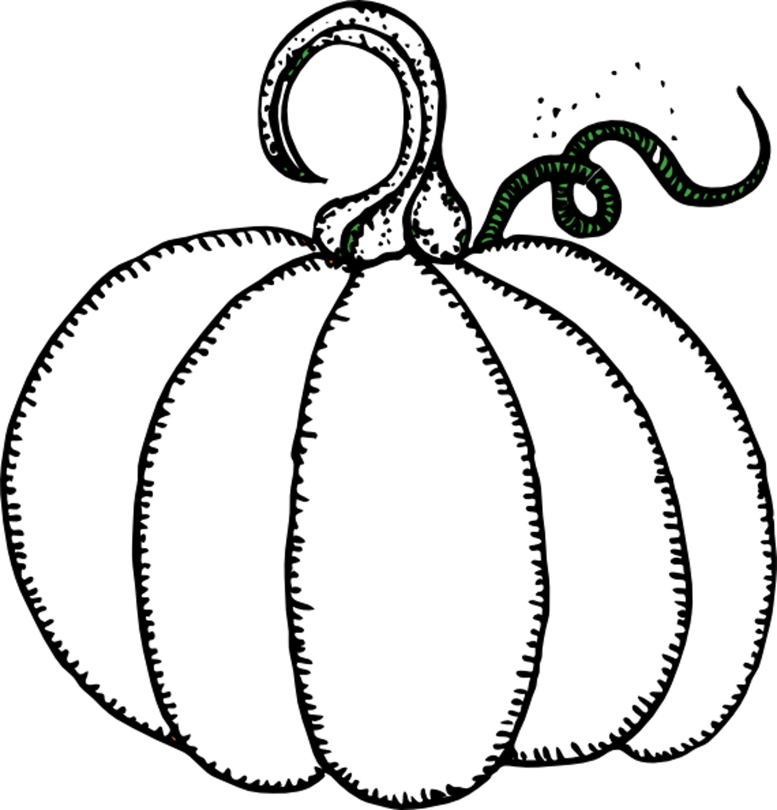 Free Pumpkin Coloring Pages To Print Free Download Free