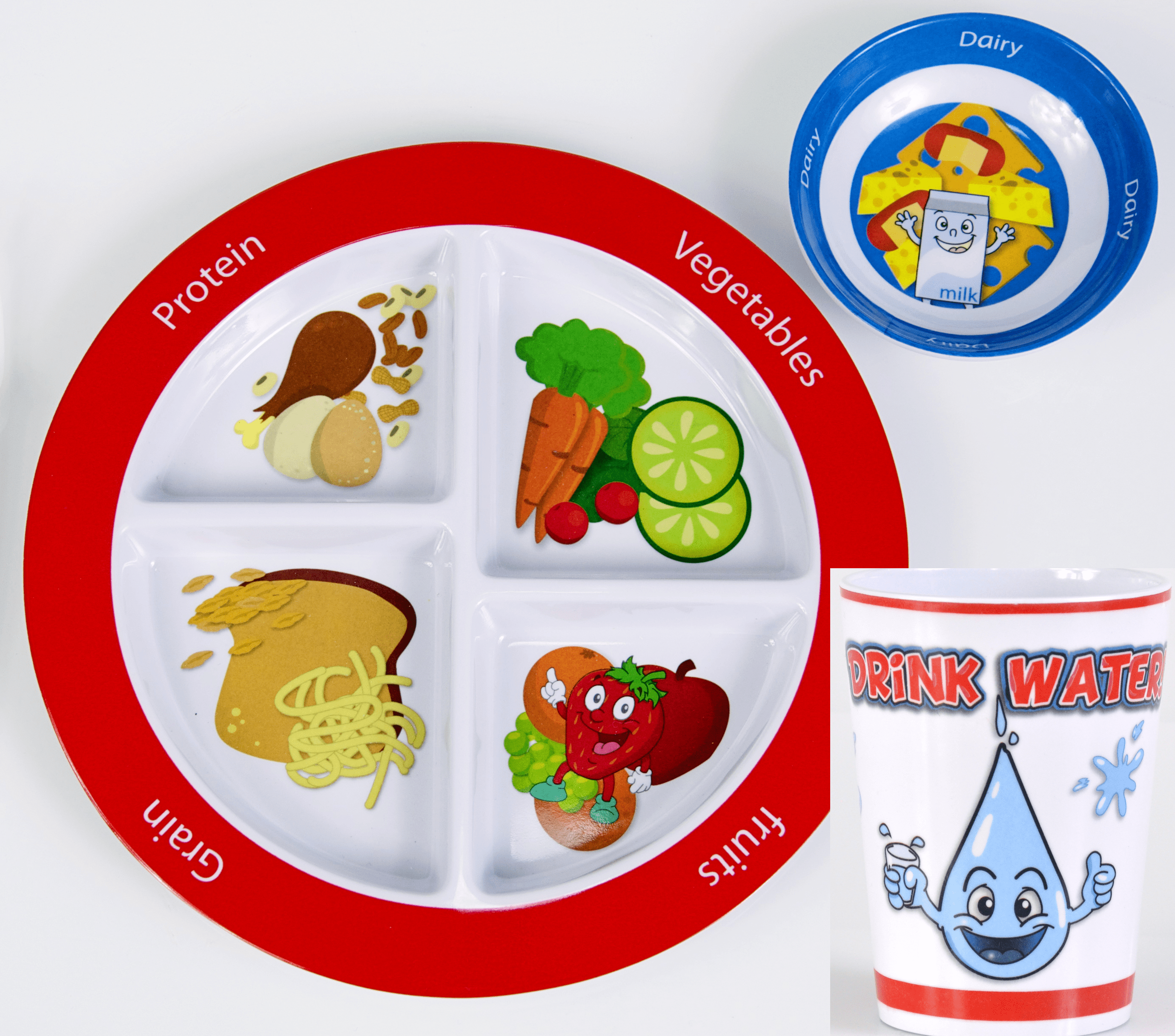 8 Myplate Lesson Ideas For K