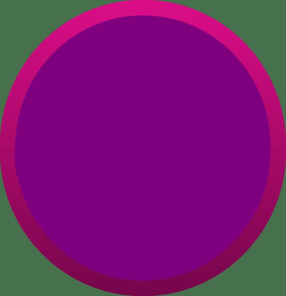 Pink Yellow Polka Blue Border Dot And