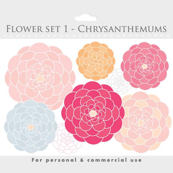Free Chrysanthemum Cliparts Download Free Clip Art Free
