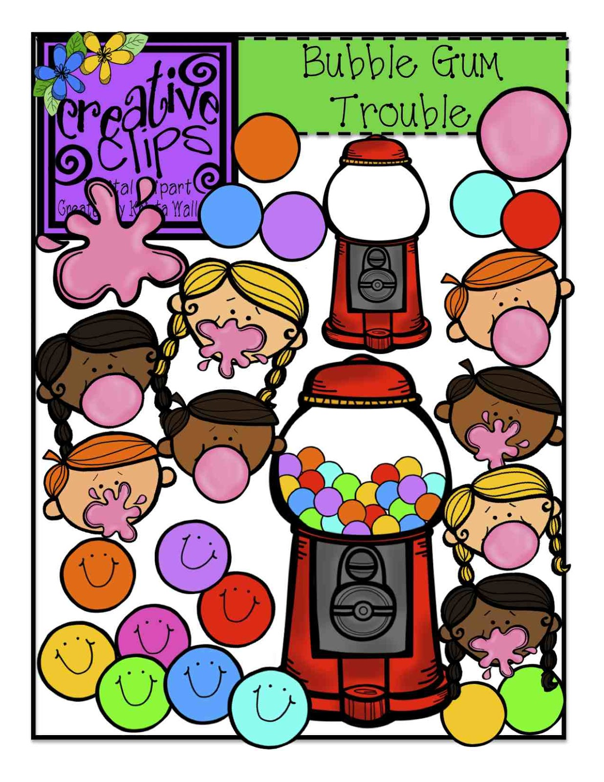 Free Bubblegum Cliparts Download Free Clip Art Free Clip