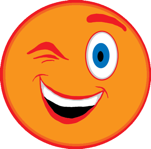 Wink spokesperson clipart free clipart image image