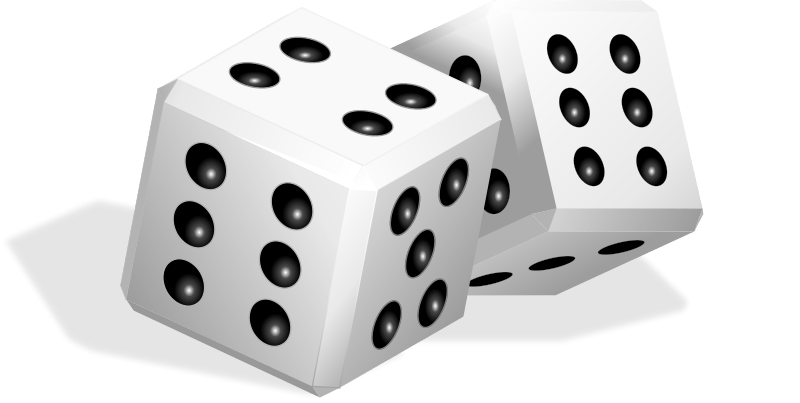 "Image result for ""dice"" ""public domain"""