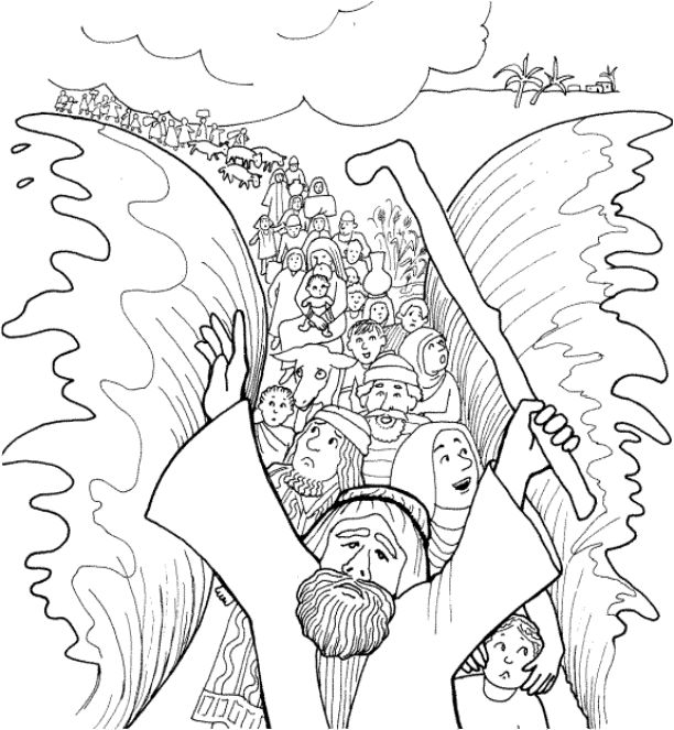Outline Tabernacle Moses