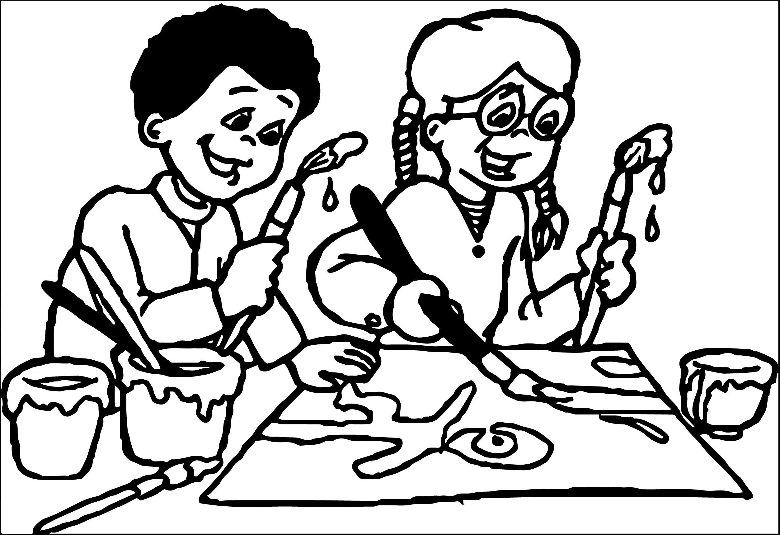 Art Activities Clip Art Cliparts