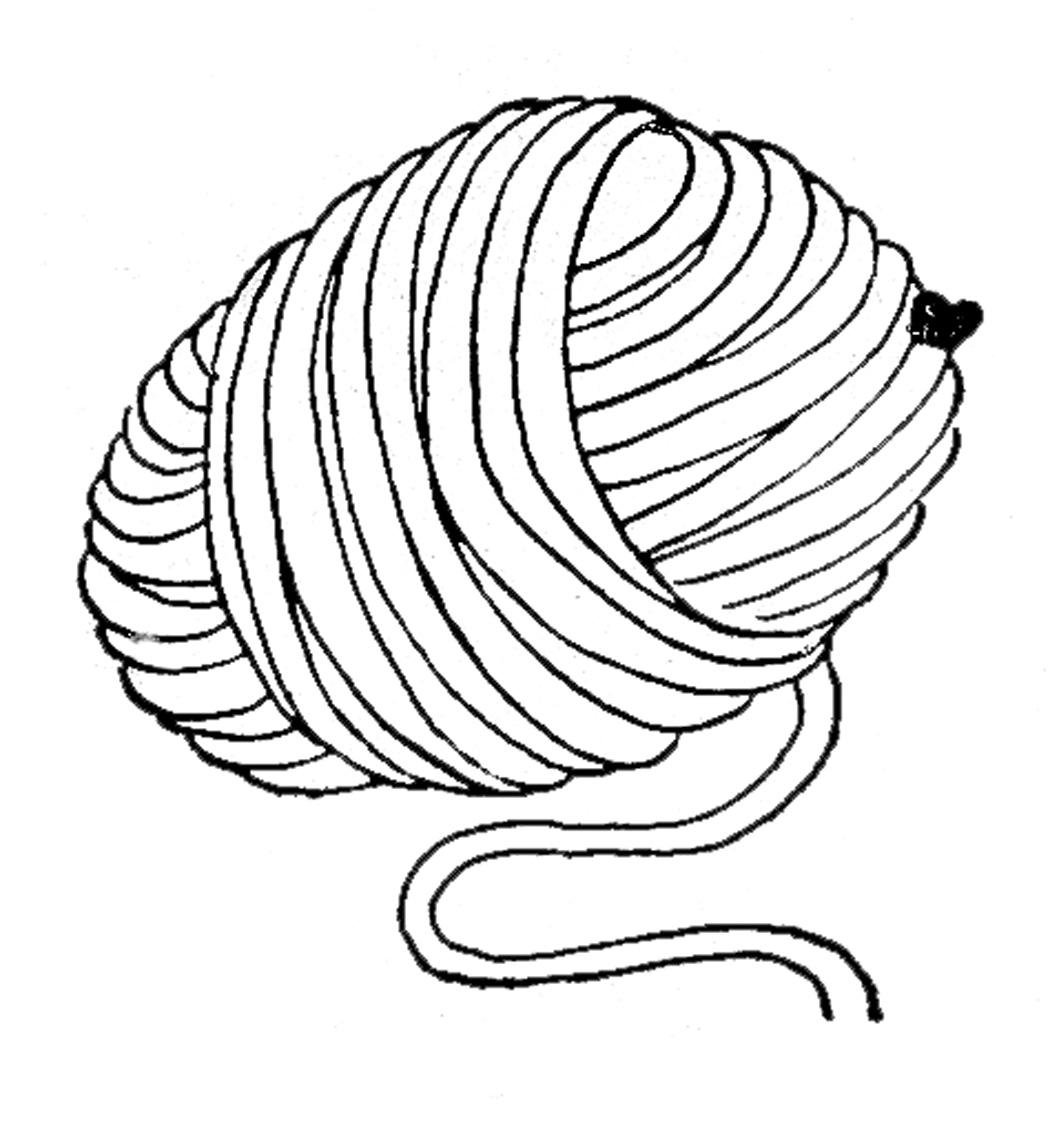 Free Printable String Art Worksheet