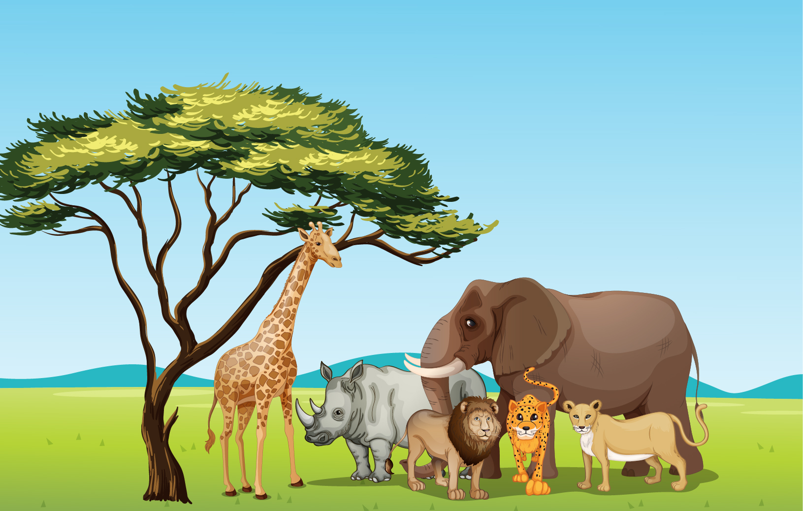 Free Grasslands Cliparts Download Free Clip Art Free