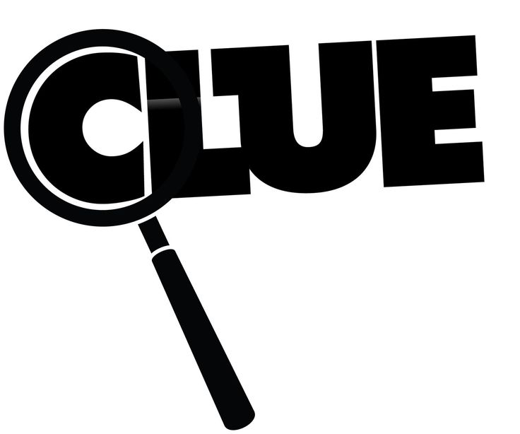 Image result for clues clipart