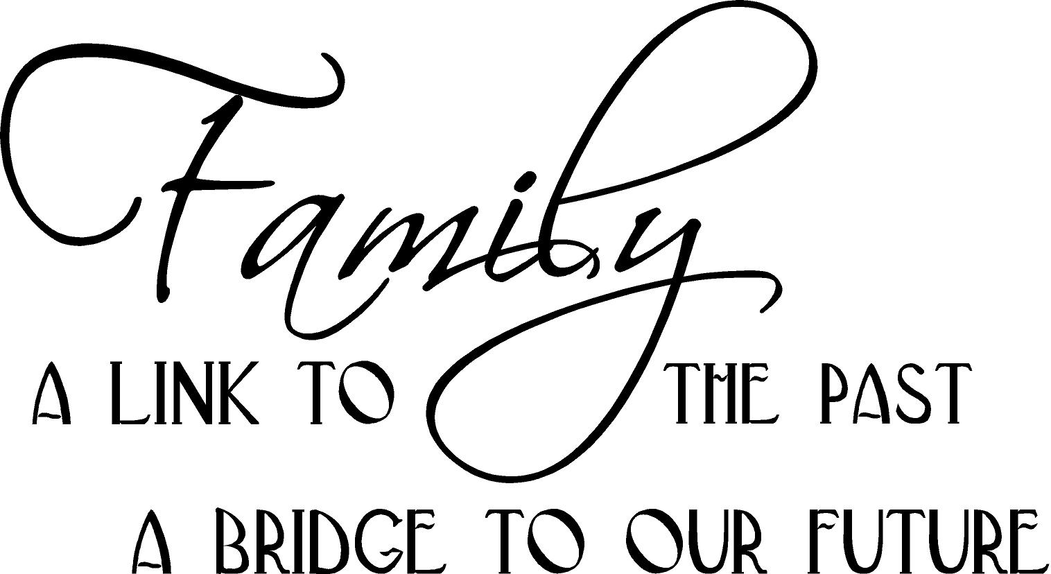 Friends And Family Love Clipart