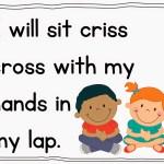 Clipart Classroom Rules For Preschool Clip Art Library