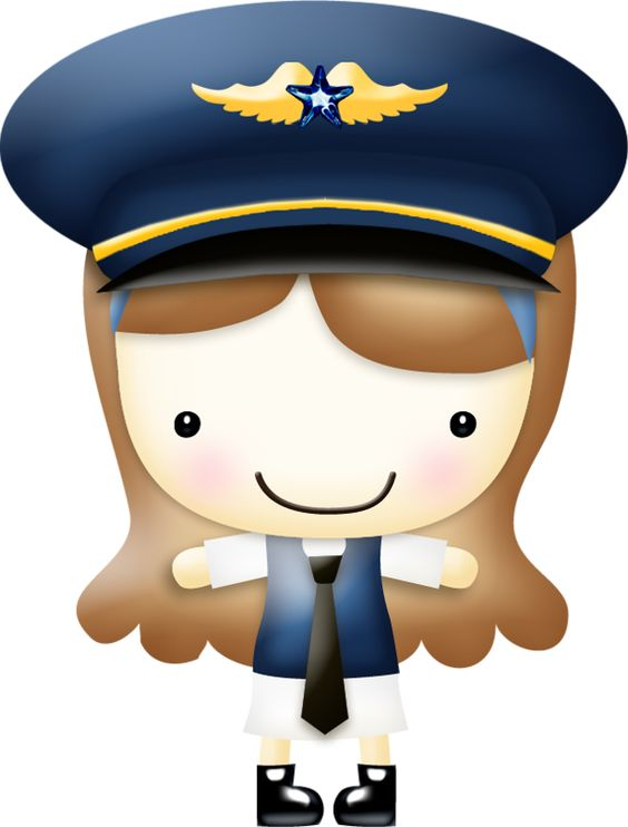 Airline Clip Art Wings Pilot