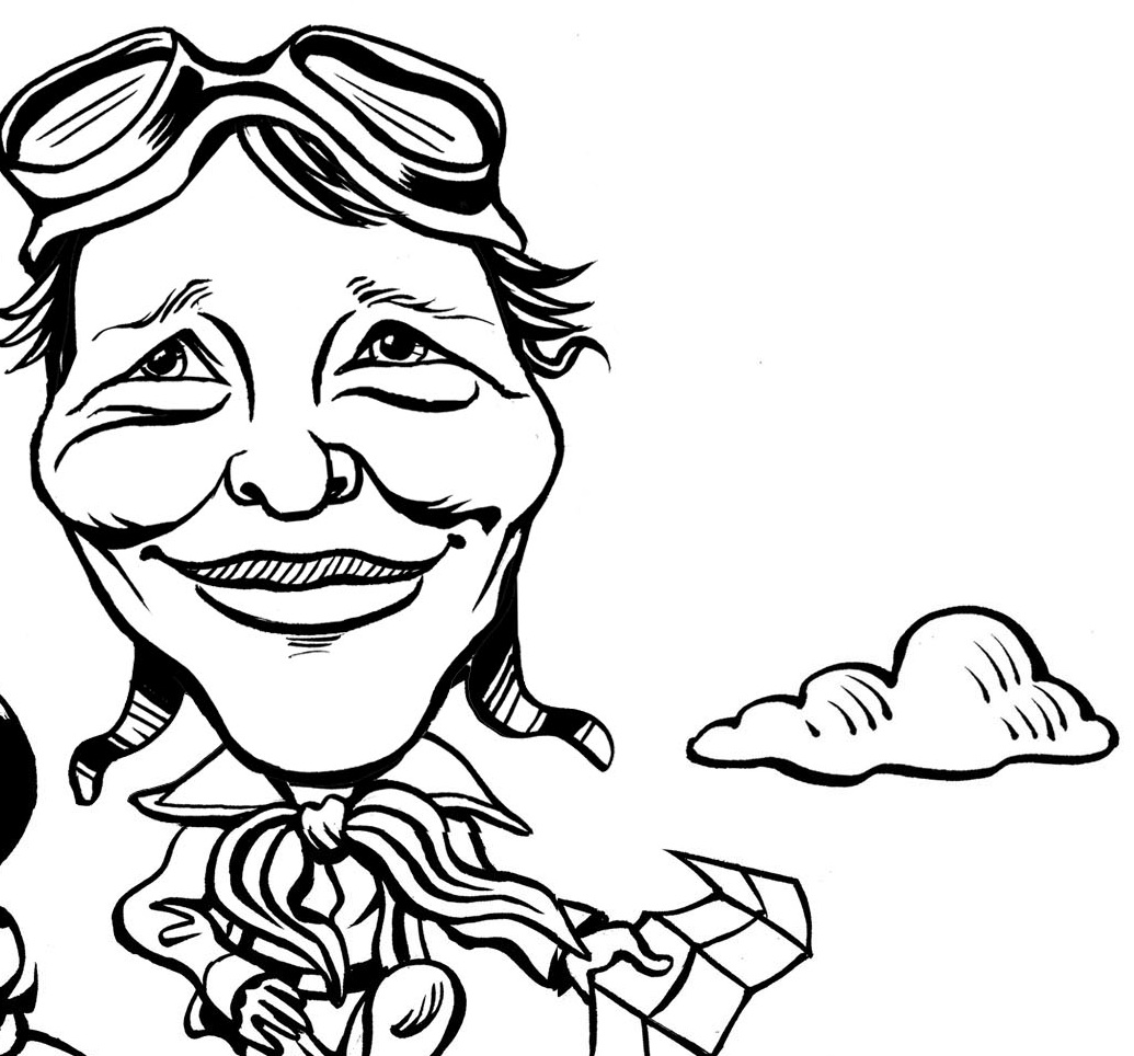 Free Amelia Earhart Cliparts Download Free Clip Art Free