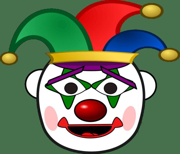Gambar Kartun Kepala Joker Clip Art Library