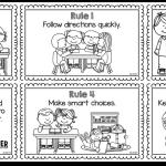 Preschool Classroom Rules Poster Clip Art Library