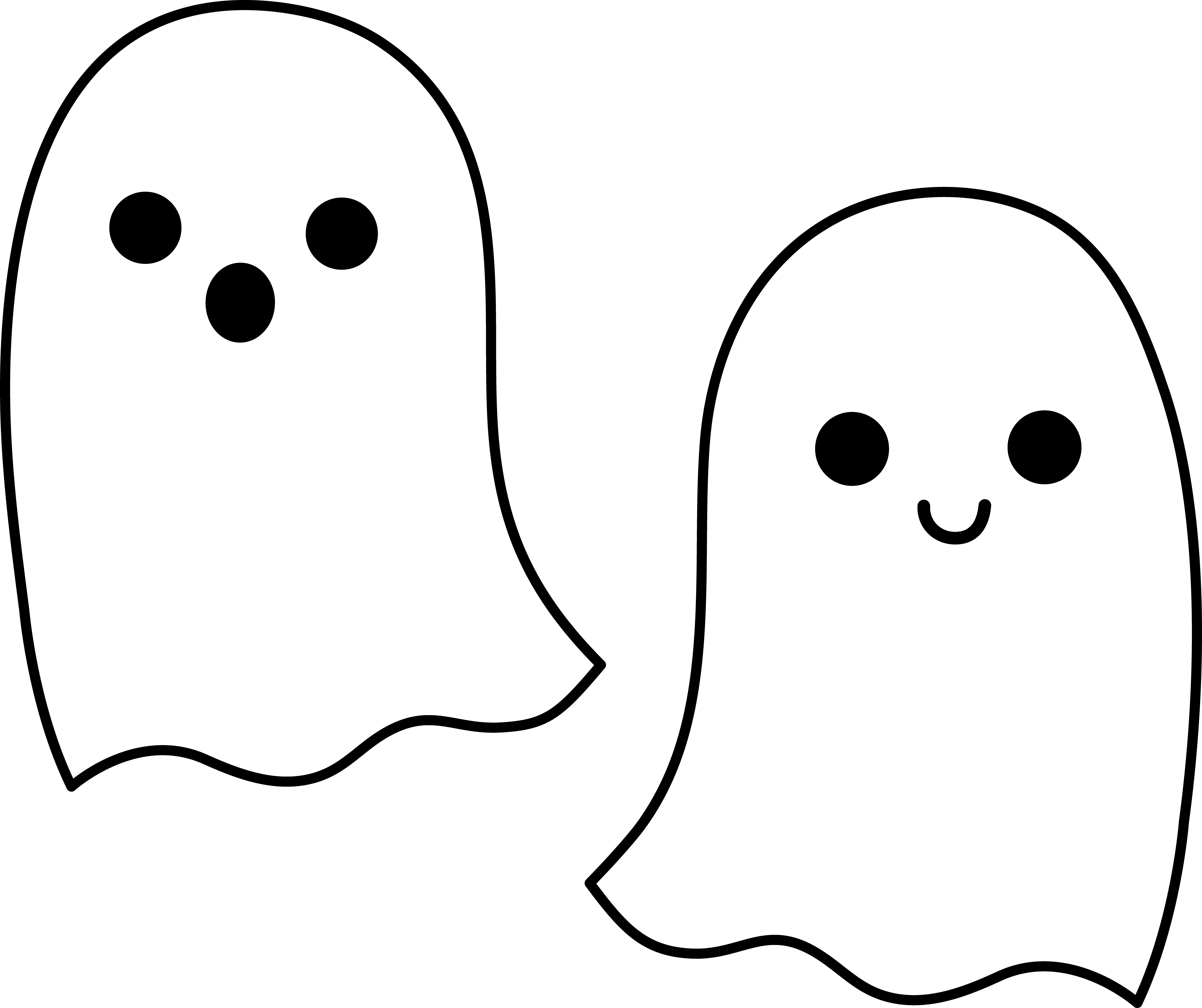 Free Halloween Ghost Clipart Download Free Clip Art Free