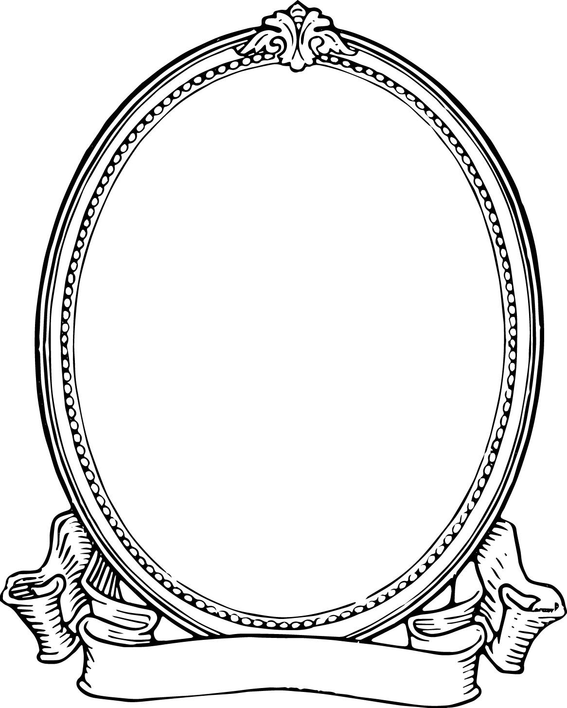 Free Free Printable Floral Borders And Frames Download