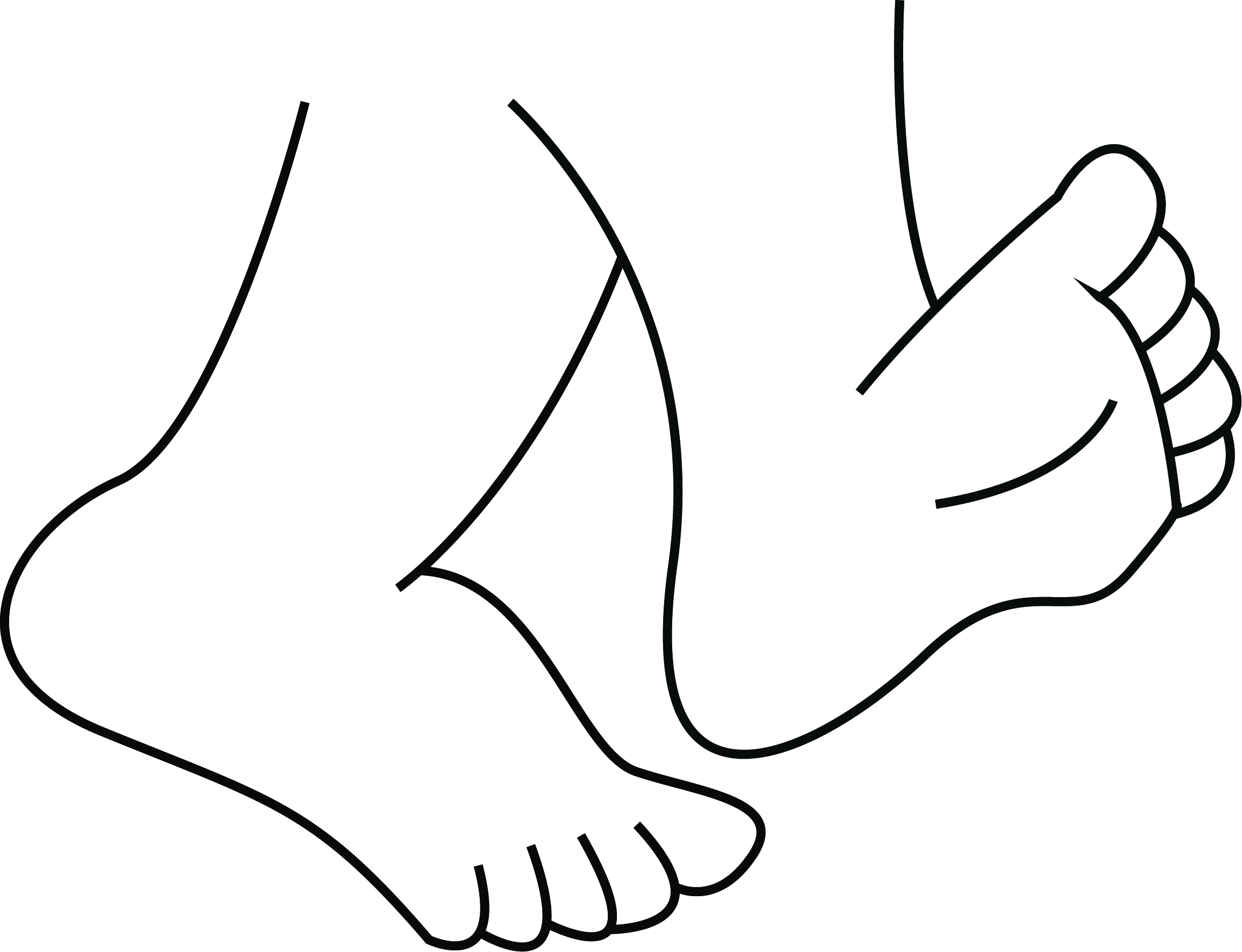 Free Cartoon Feet Download Free Clip Art Free Clip Art On Clipart Library