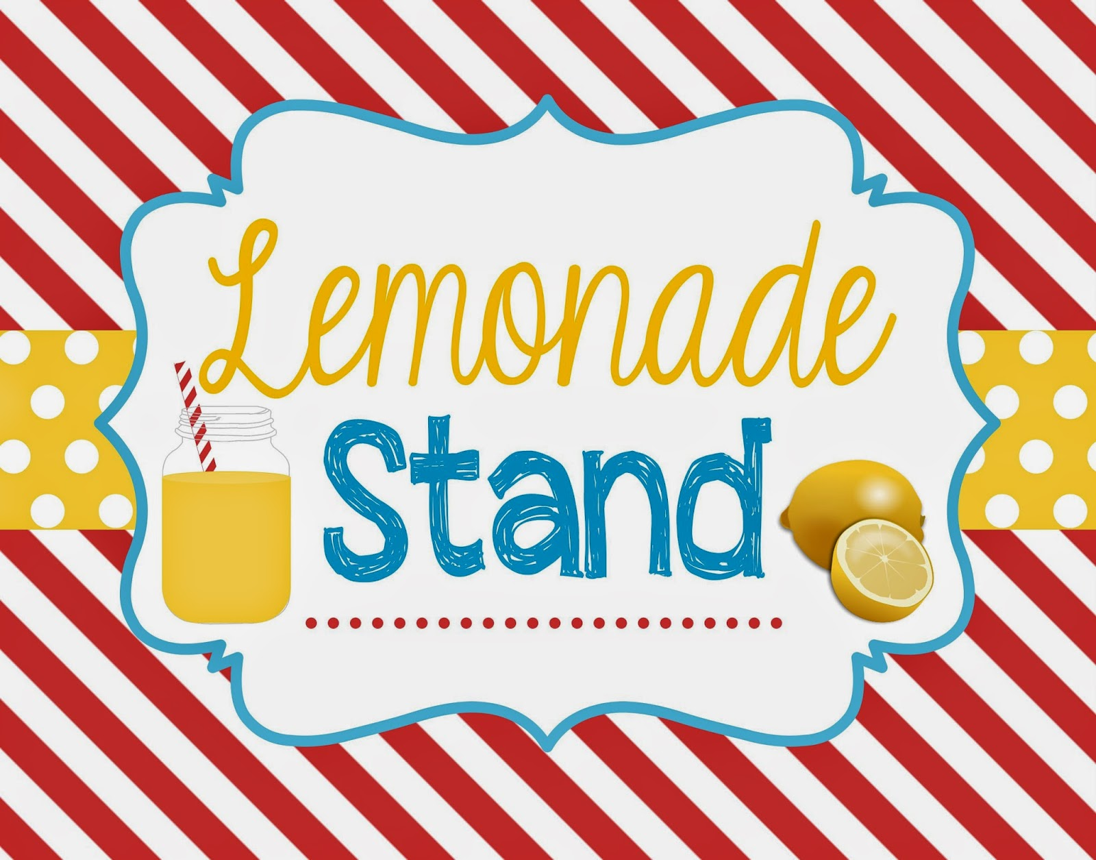 Free Lemonade Sign Download Free Clip Art Free Clip Art On Clipart Library
