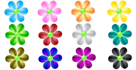 Free Flower Vector Free Download Free Clip Art Free Clip