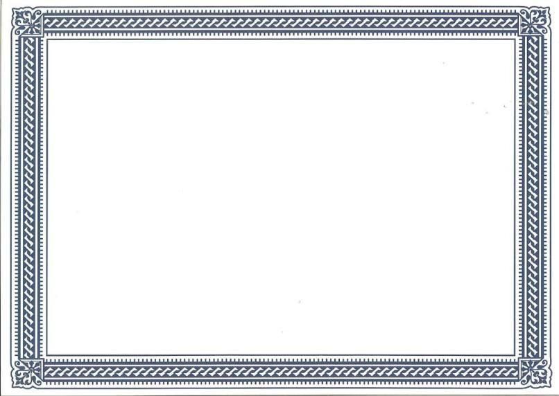 Free Certificate Borders And Frames Frameswalls