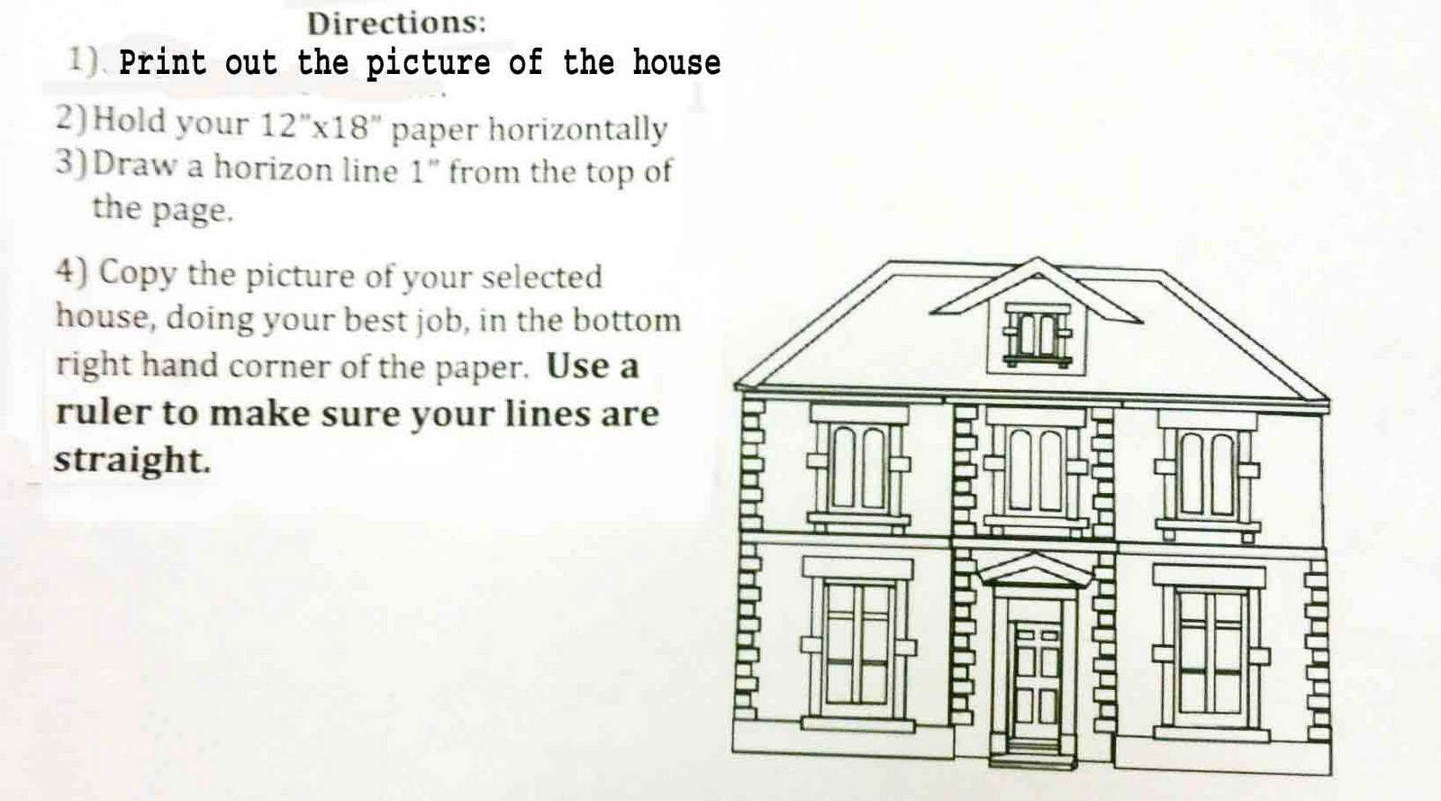 Free Chinese House Drawing Step By Step Download Free