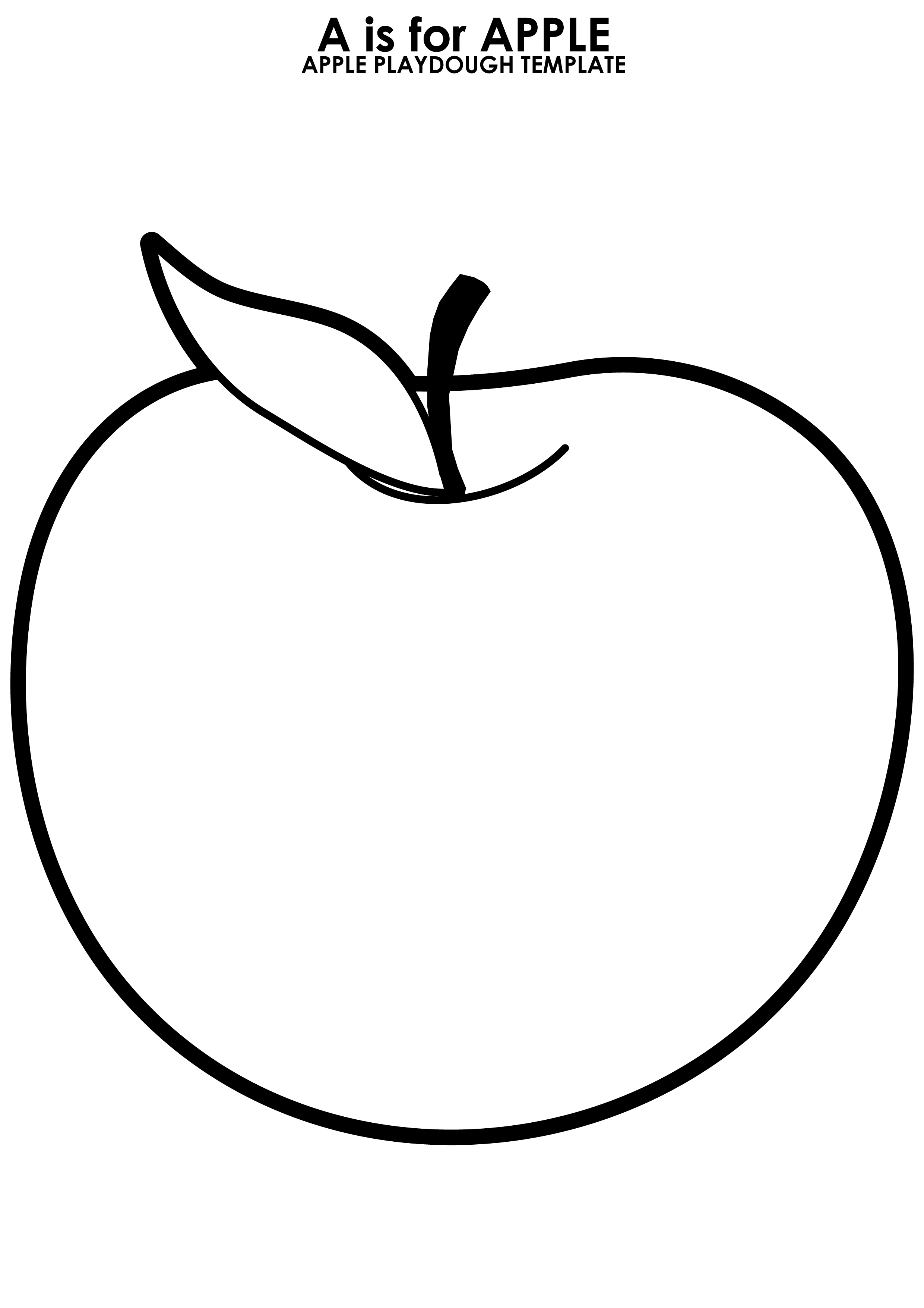 Free Apple Template Download Free Clip Art Free Clip Art