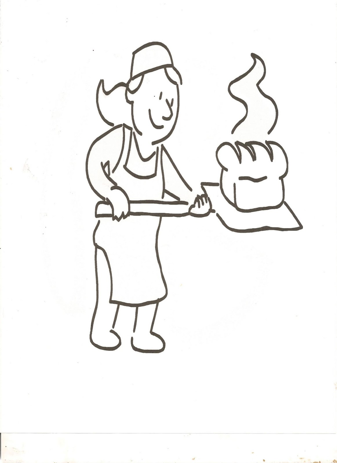 Free Picture Of A Baked Bread Clipart Download Free Clip