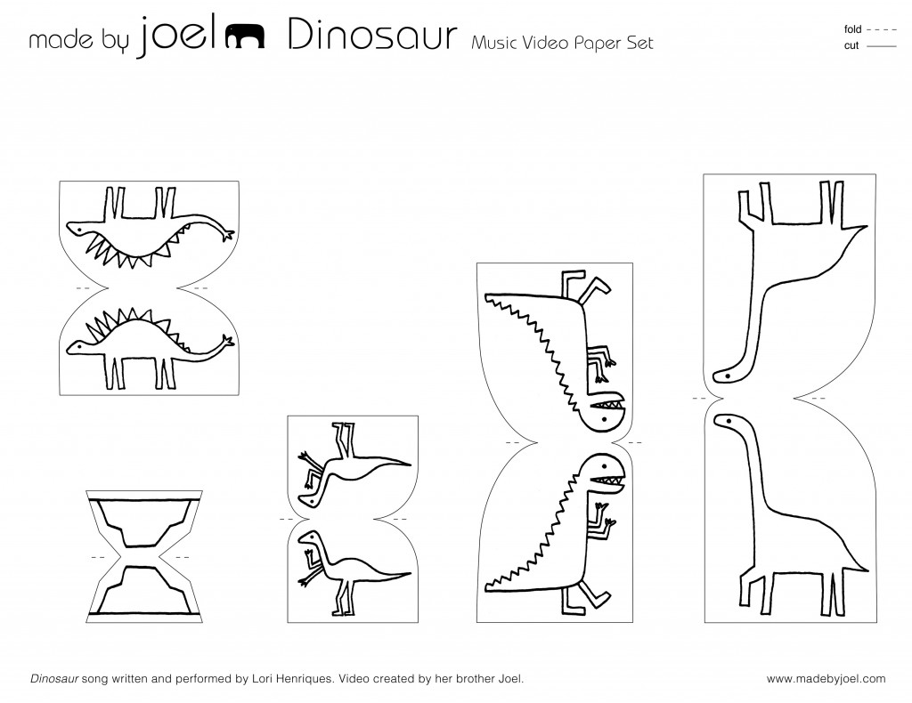 Free Dinosaur Templates Download Free Clip Art Free Clip