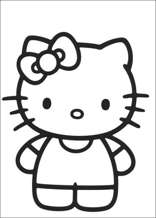 Simple Cartoon Easy Drawing Clip Art Library