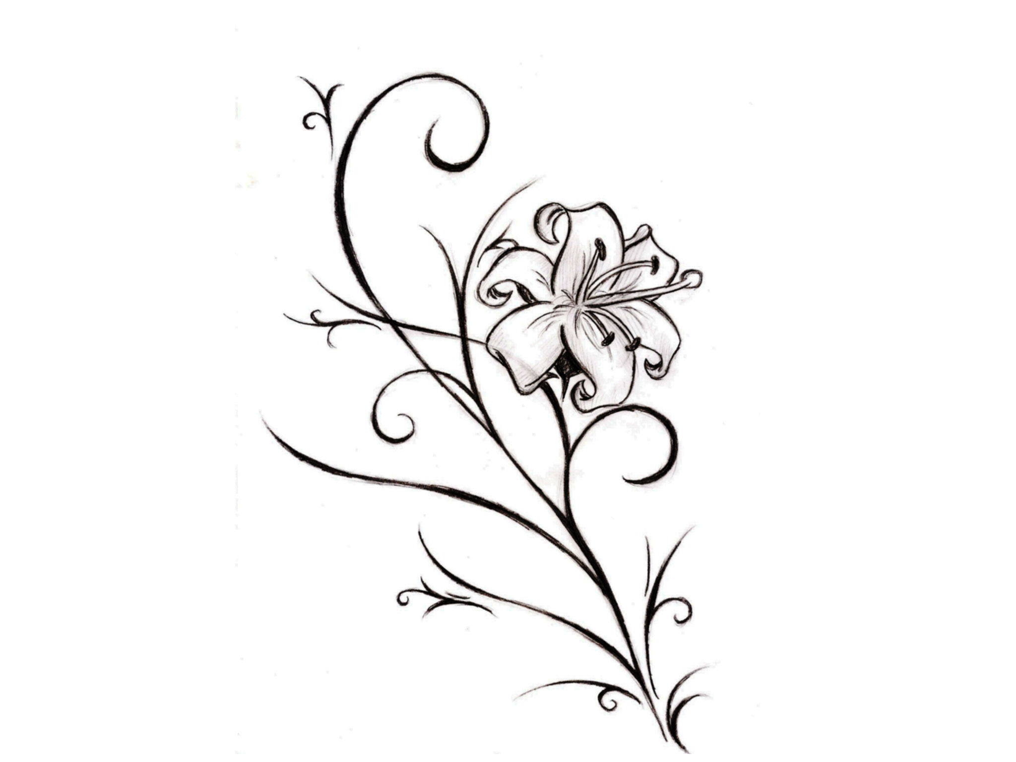 Flower Tattoos Designs Ideas Page 65