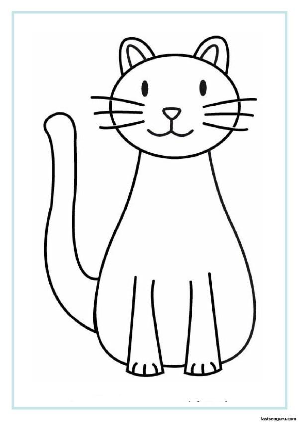 cat color page # 12