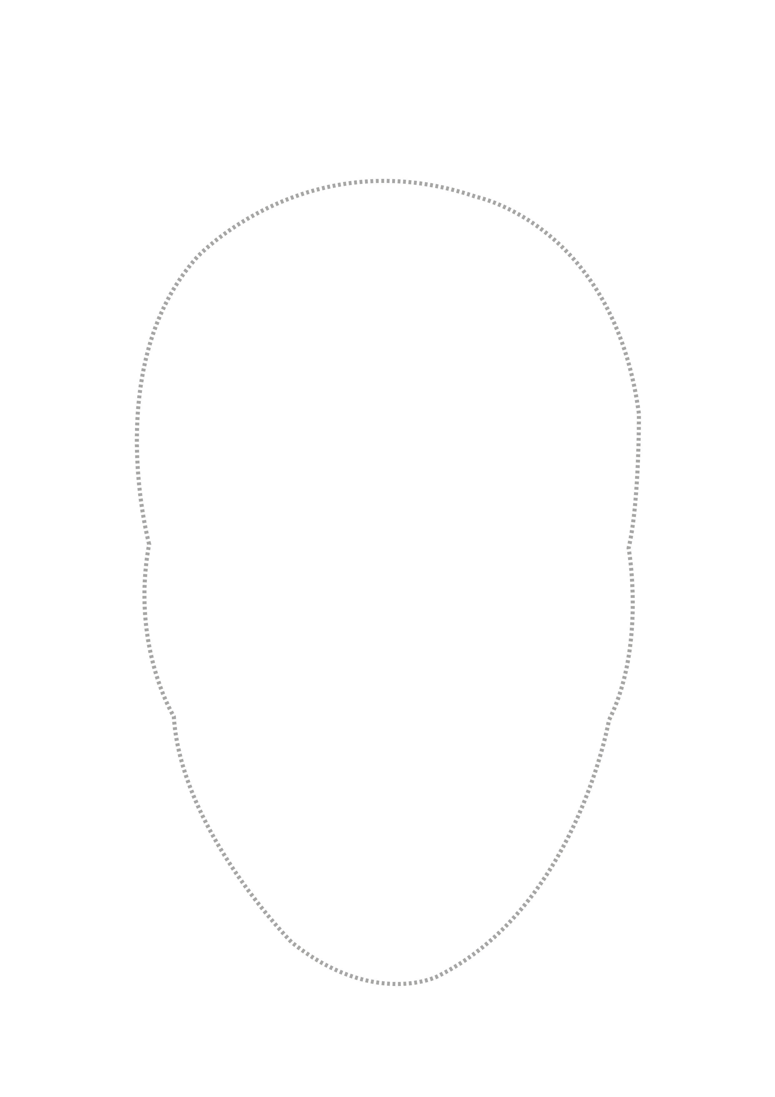 Free Outline Of Face Template Download Free Clip Art