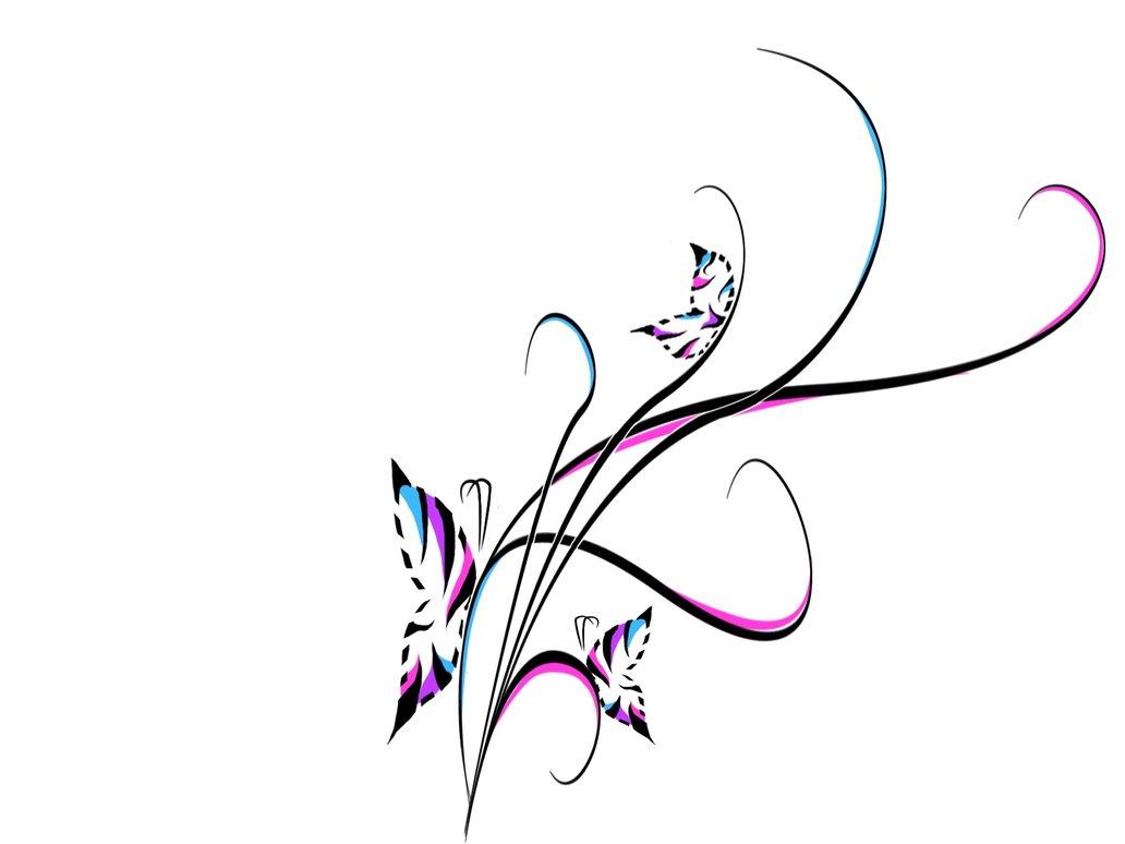 Free Swirly Heart Tattoos Download Free Clip Art Free