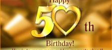 50th birthday wish free milestones ecards greeting cards 123 - 50th Birthday Wishes