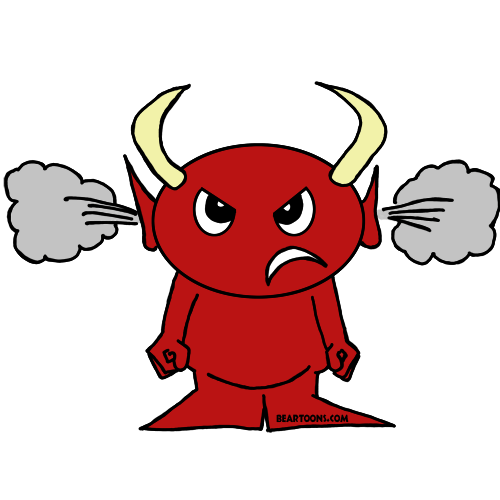 Image result for angry cartoon
